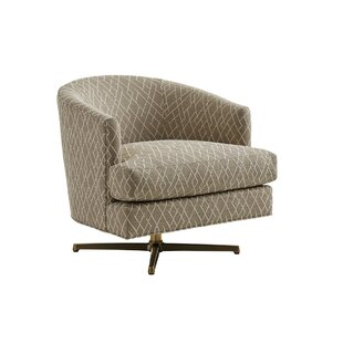 Zavala Swivel Armchair by Lexington