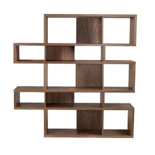 Twomey Composition Oversized Set Bookcase by Latitude Run