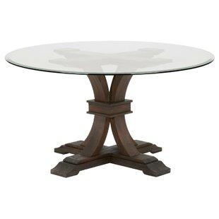 Parfondeval Dining Table by Lark Manor