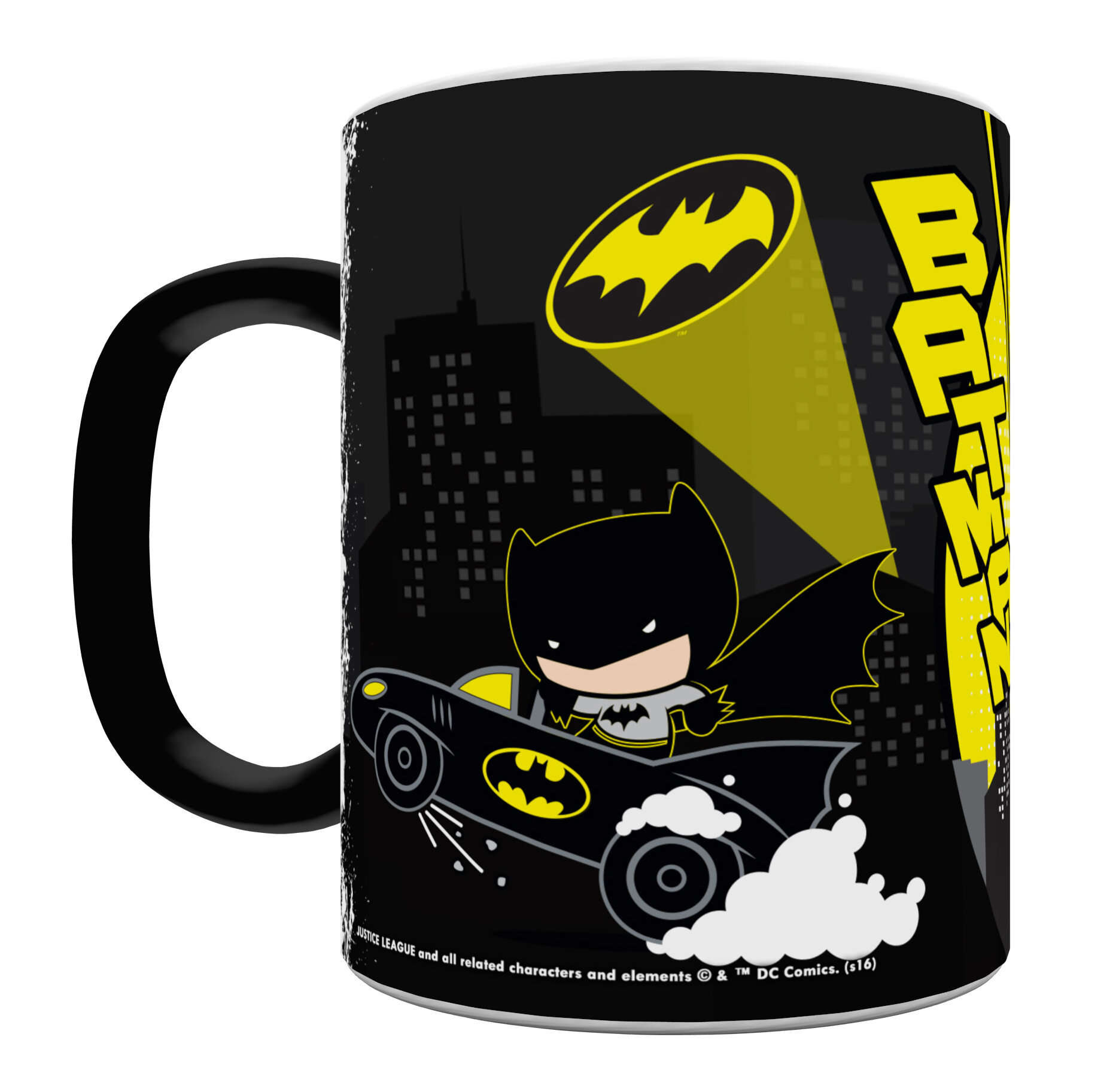 Officially Licensed DC Batman Two-Face Mug Tea Coffee Cup