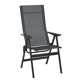 Reclining Folding Camping Chair By Lafuma