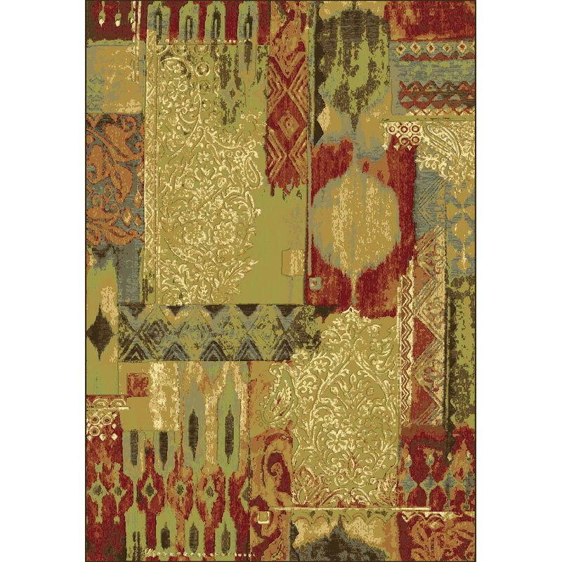 World Menagerie Berwick Sage Area Rug | Wayfair