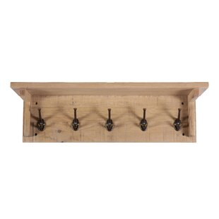 Arla Wall Mounted Coat Rack By August Grove