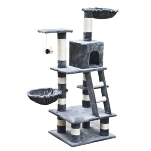 122cm Cat Tree by Home Etc