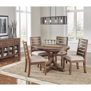 Trevion 5 Piece Dining Set by Mistana Coolt