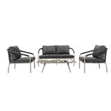 Savitsky 4 Piece Sofa Seating Group With Cushions By Brayden Studio Vbghnjjufur