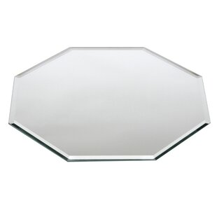 Savings Beveled Glass Centerpiece Mirror By Buffet Enhancements