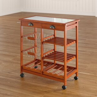 Constantino Kitchen Trolley By Marlow Home Co.