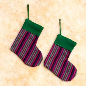 Stocking Shaped Ornament