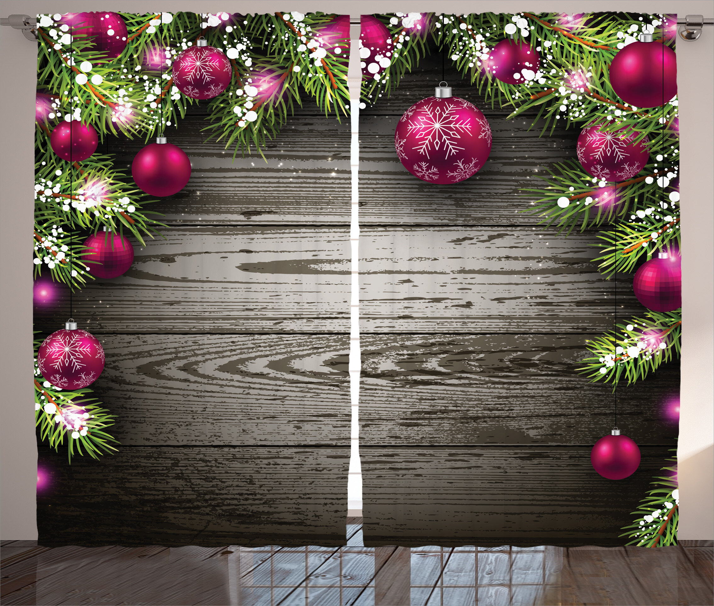The Holiday Aisle Christmas Decorations Old Fashioned Concept Twigs ...