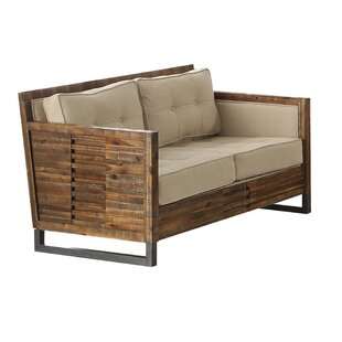 Shop Willett Loveseat by Rosecliff Heights