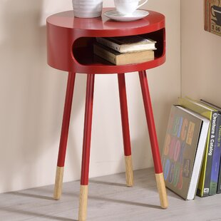 Wrought Studio Boes End Table