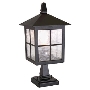 Popovich Pedestal Post Light