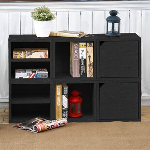Way Basics Connect System Stackable Cube Unit Bookcase