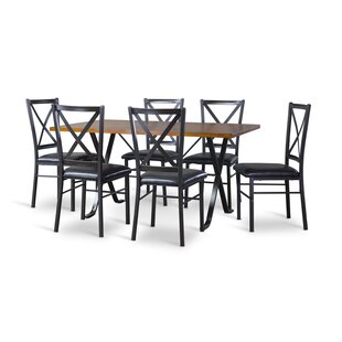 Mchaney 7 Piece Dining Set by Williston Forge