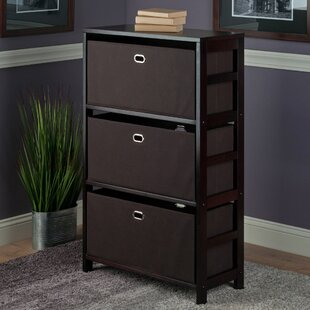 Red Barrel Studio Tinoco Storage Shelf Standard Bookcase