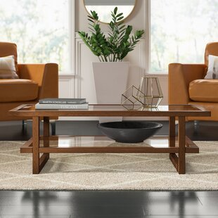 Mcwhorter Coffee Table with Tray Top