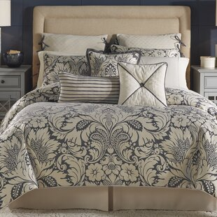 Auden 4 Piece Comforter Set by Croscill Home Fashions