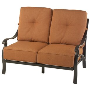 Borman Loveseat with Cushion by Darby Home Co