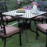 Mckinney Metal Dining Table
