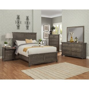 Darley Platform Configurable Bedroom Set