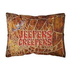 Halloween Red Throw Pillows You Ll Love In 2021 Wayfair
