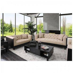 Rosdorf Park Skyler Configurable Living Room Set