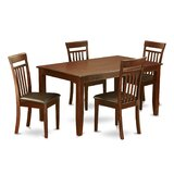Sisneros Dining Set by Charlton Home®