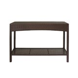 Shirebrook Wicker/Rattan Buffet & Console Table
