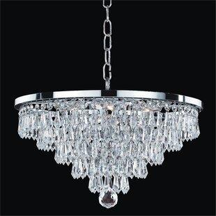 Thorpe 5-Light Chandelier by Willa Arlo Interiors