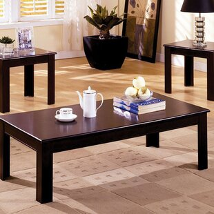 Nenita 3 Piece Coffee Table Set by Winston Porter
