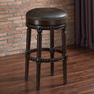Osmond 26 Swivel Bar Stool Astoria Grand