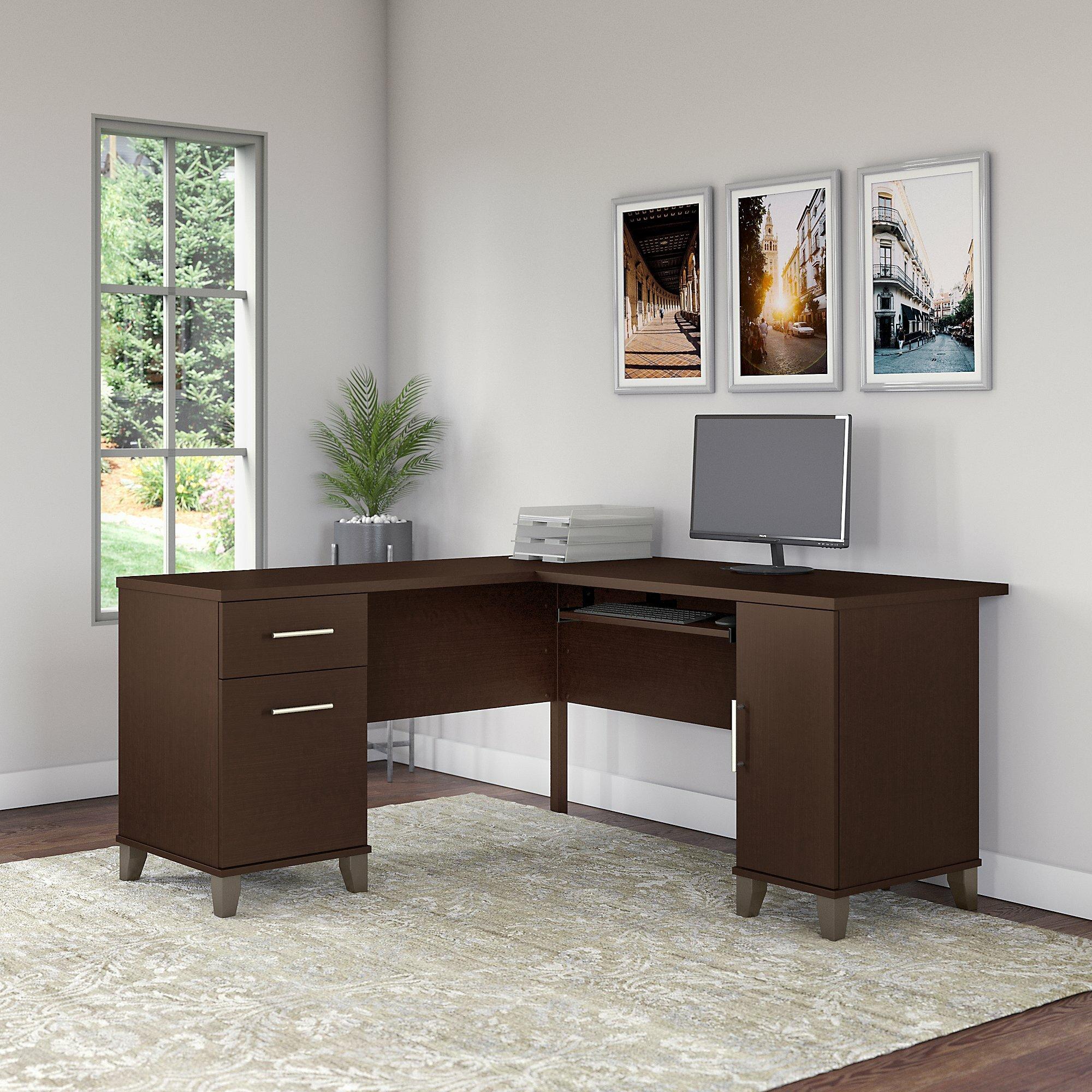 Kirchoff L Shape Executive Desk