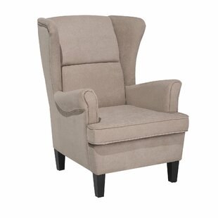 Look for Duwayne Wingback Chair by Darby Home Co Reviews (2019) & Buyer's Guide
