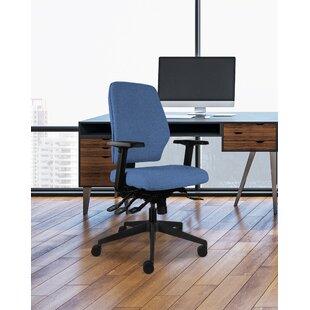 Plains Desk Chair By Ebern Designs