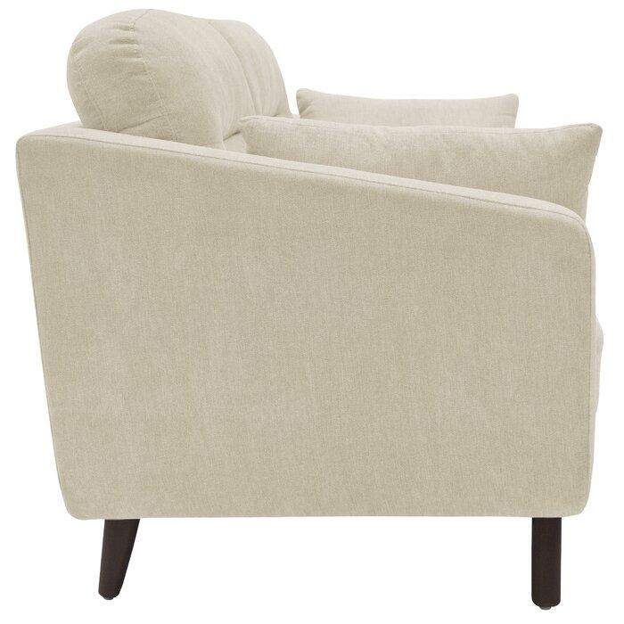 Pleasant Chloe Mid Century Modern Sofa Uwap Interior Chair Design Uwaporg