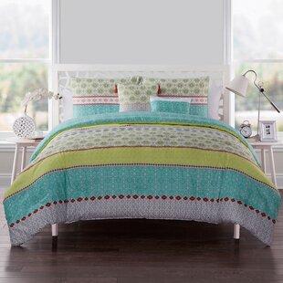 Rushing Embellished Comforter Set
