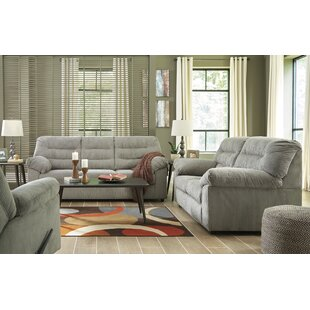 Winston Porter Brierwood Reclining Living Room Set
