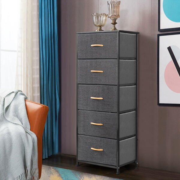 Karev 5 Drawer Lingerie Chest Wayfair