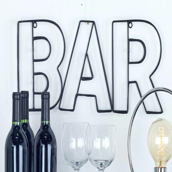 Rustic Bar Decor Wayfair