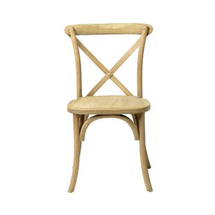Commercial Seating Products Sonoma Solid Wood Dining Chair