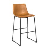 Maresca Vintage 29 Bar Stool (Set of 2) by Williston Forge