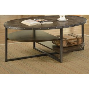 Dolly Coffee Table by 17 Stories