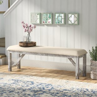 Online Reviews Quentin Upholstered Bench By Lark Manor