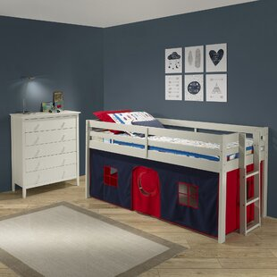 Blaisdel Twin Loft Bed by Isabelle amp Max