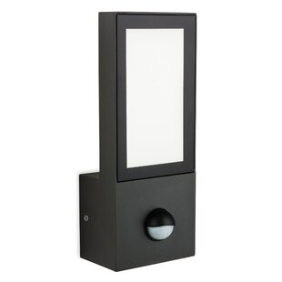 Machin LED Outdoor Sconce By Sol 72 Outdoor