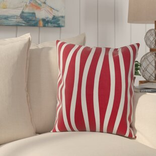 River Ridge Wavy Throw Pillow