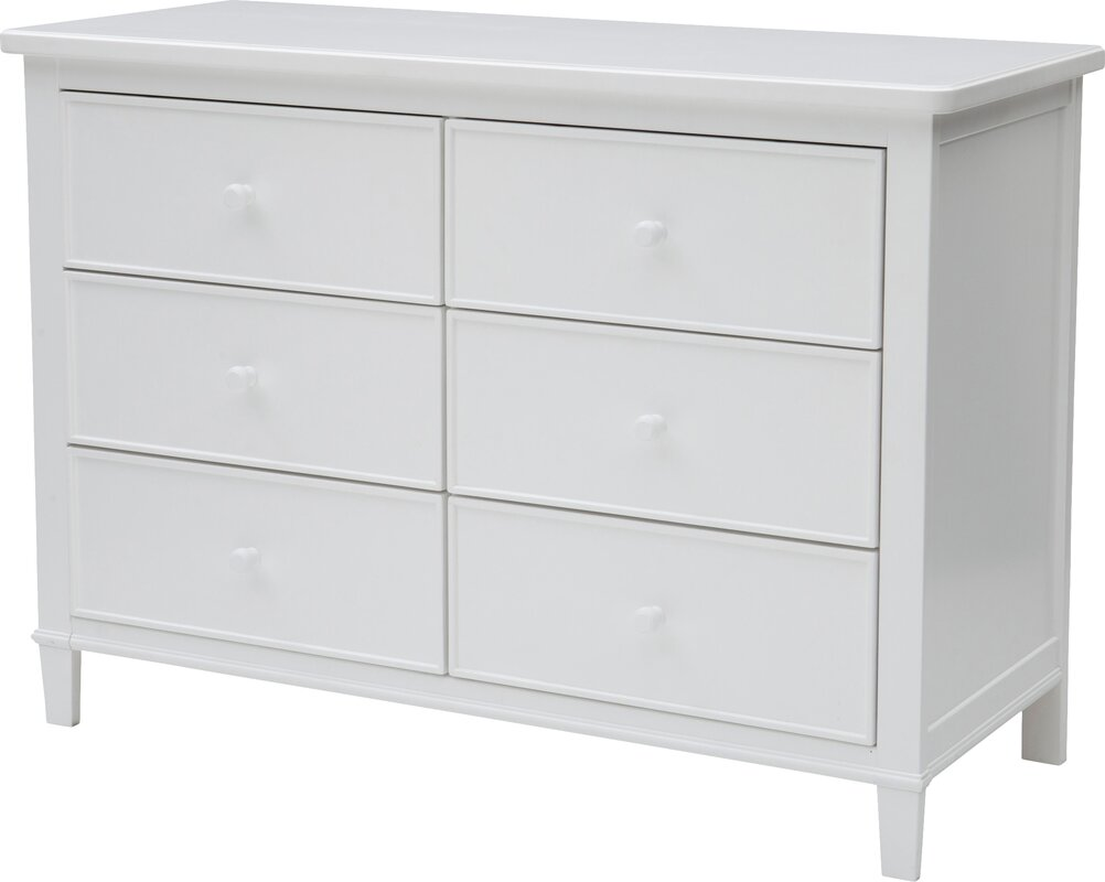Haven 6 Drawer Double Dresser