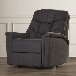 Timothy Manual Glider Recliner by Three Posts