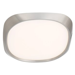 Modern Forms Issa 1-Light Flush Mount